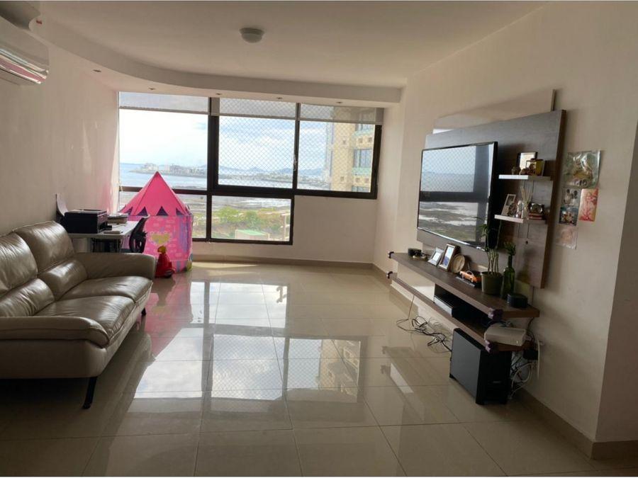 alquiler apartamento amoblado vista al mar ph san francisco bay nk