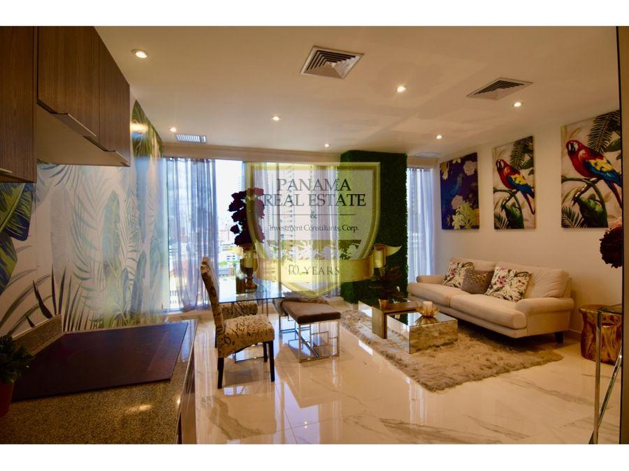 reventa apartamento avenida balboa the sands vista al mar cc