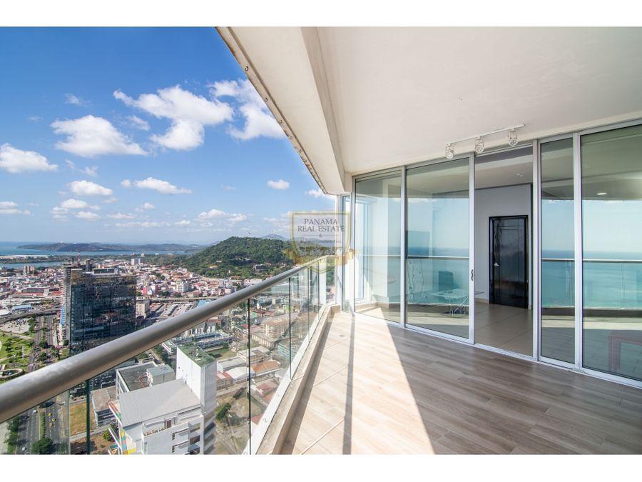 avenida balboa vista al mar rivage tower 140 m2