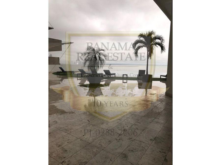 venta en punta pacifica ph oasis on the bay 96m2 hm071