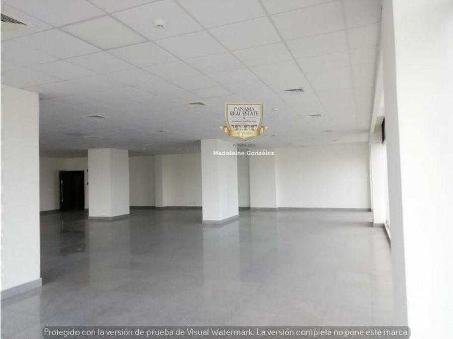 alquiler de oficina calle 50 f f tower 368 m2 mg 6904 6791