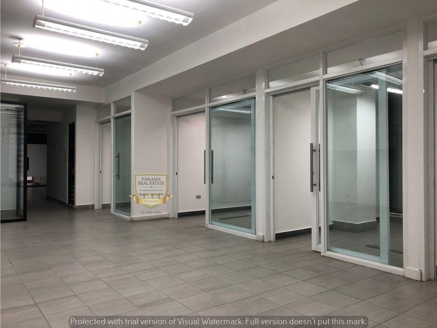 alquiler oficinas obarrio rt