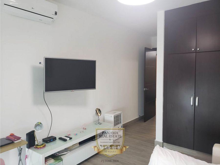 apartamento en alquiler en titanium costa del este sd