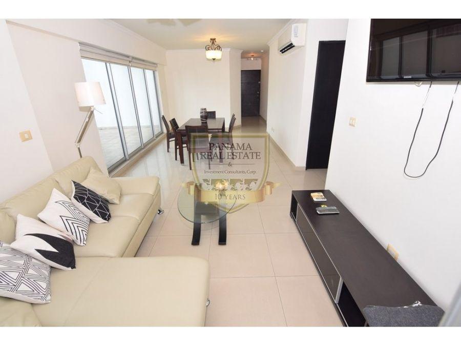 apartamento en venta san francisco ph waterview terraza privada ac