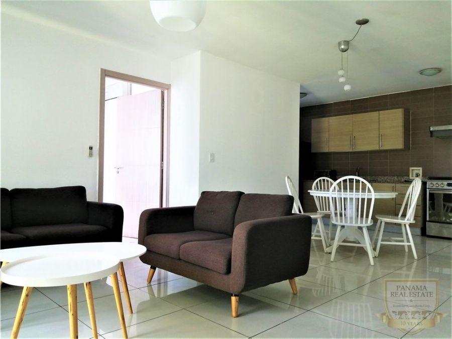 venta apartamento amueblado en san francisco aida
