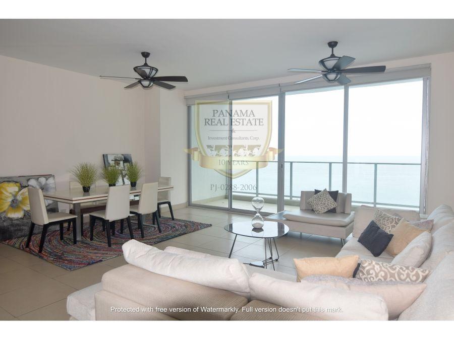 venta de apartamento en punta pacifica ph dupont sf