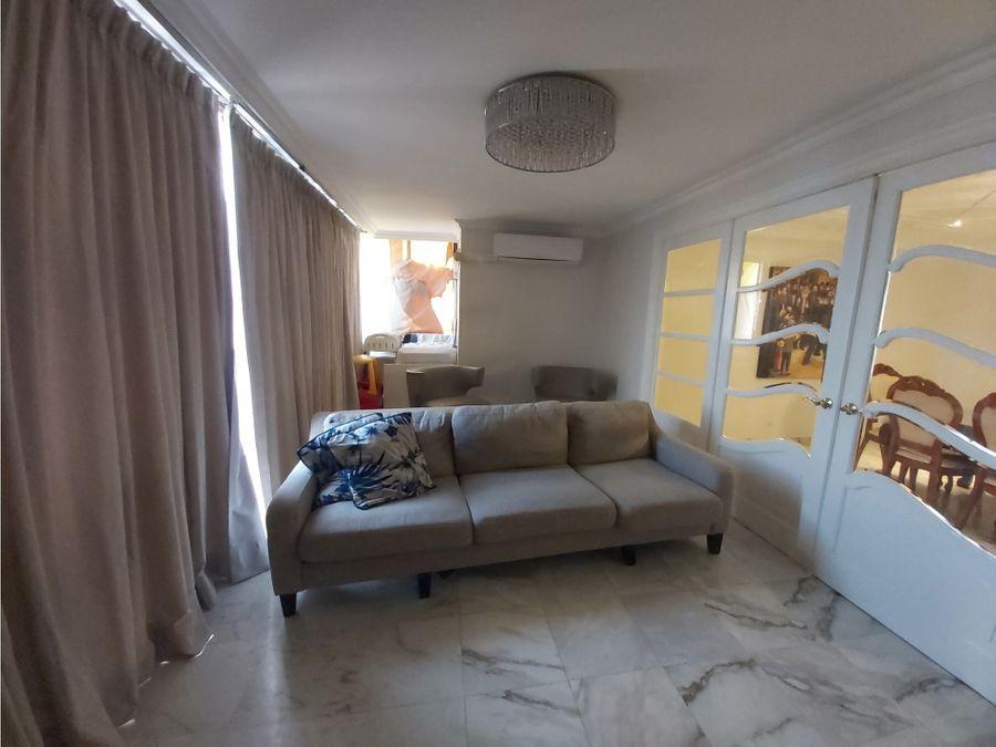apartamento en winston churchill jonathan 6616 3744