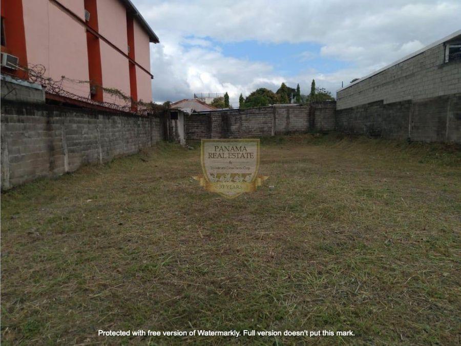 venta de terreno en 24 de diciembre sf