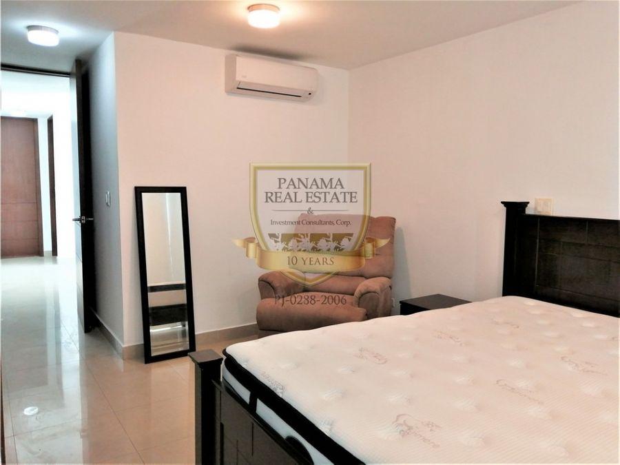 alquiler apartamento amueblado en costa del este ph pijao aida