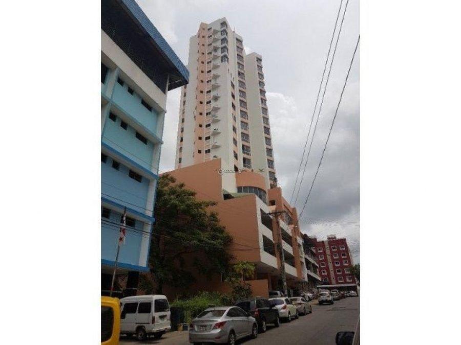 apartamento en calle 41 bella vistacerca del hospital nacional