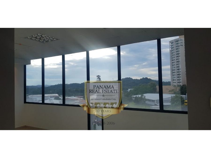 alquiler oficina edison corporate center 2 ambientes 600neg lb