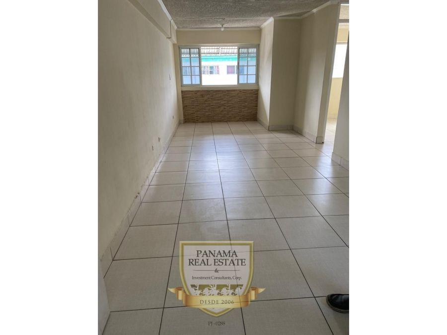 alquiler centrico apartamento la loceria 2 recamaras vacio lb