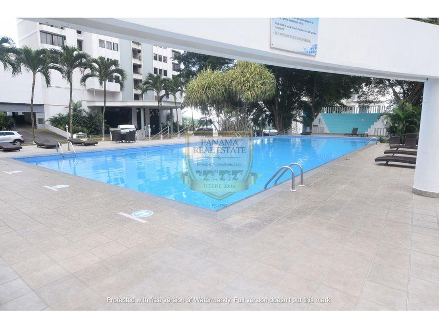 alquiler de apartamento amoblado en ph elite 400 dos mares sf