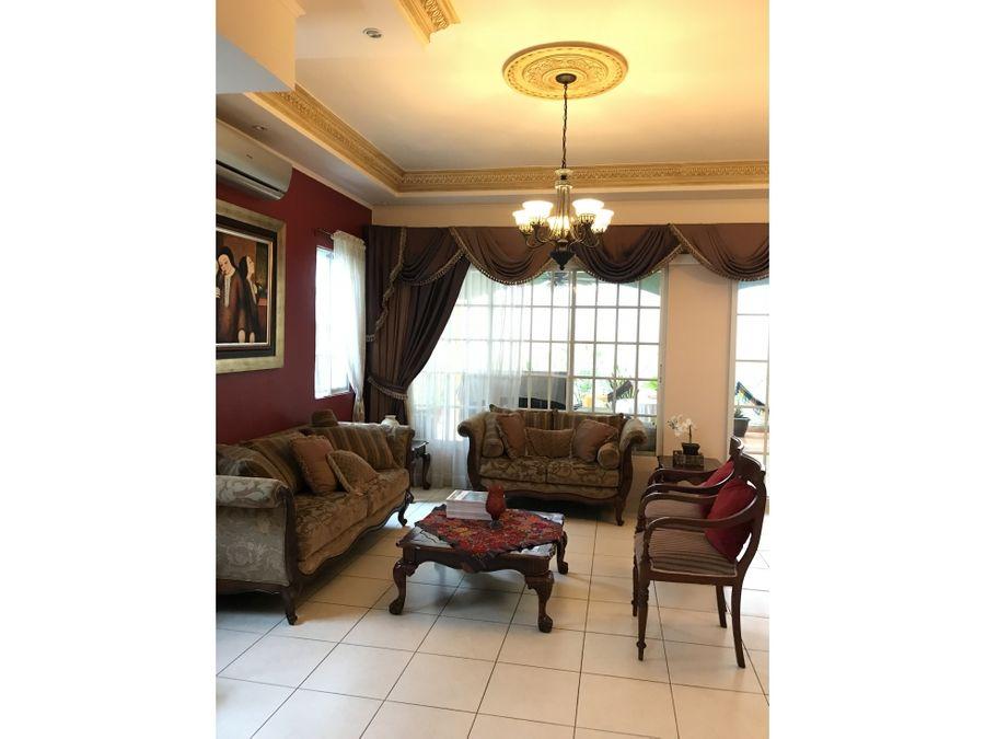 casa en venta royal country altos de panama llameme 6218 4535