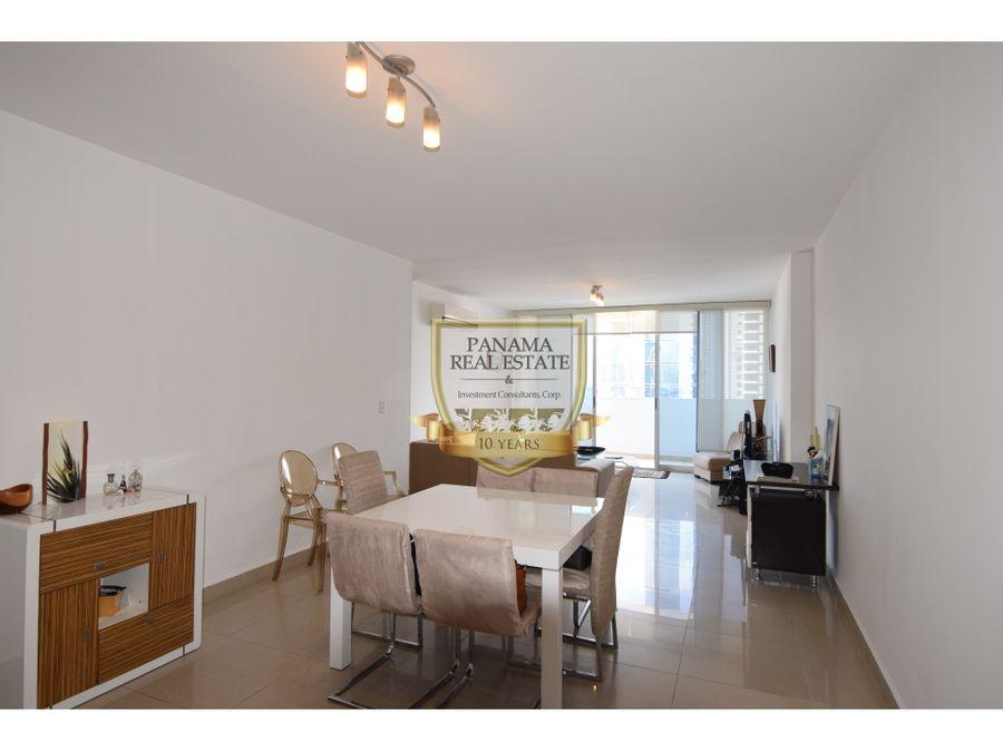 alquilo apartamento amoblado en obarrio ph the palm 175m2