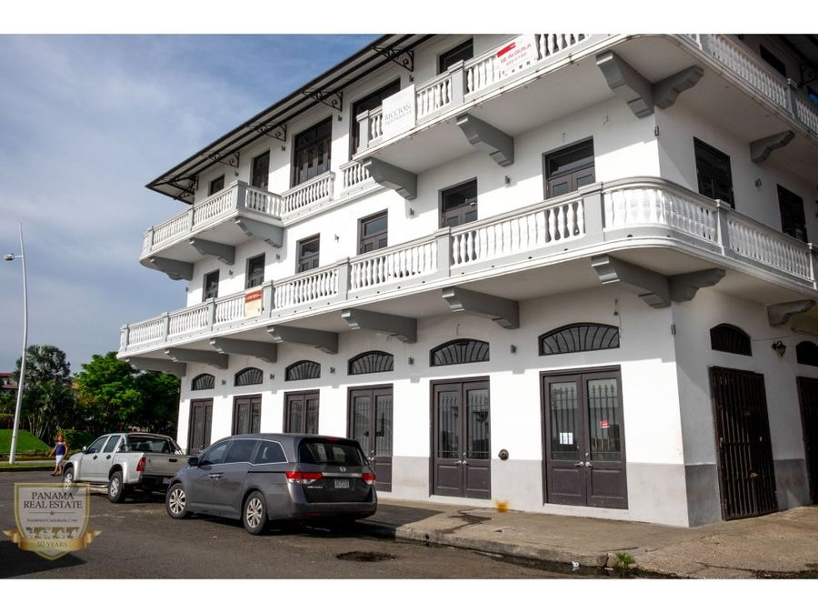 se alquila local comercial en casco antiguo mac