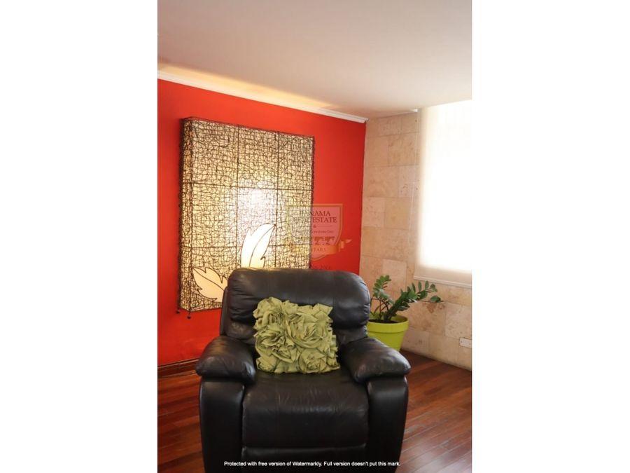 venta de apartamento amoblado en ph la concha marbella sf