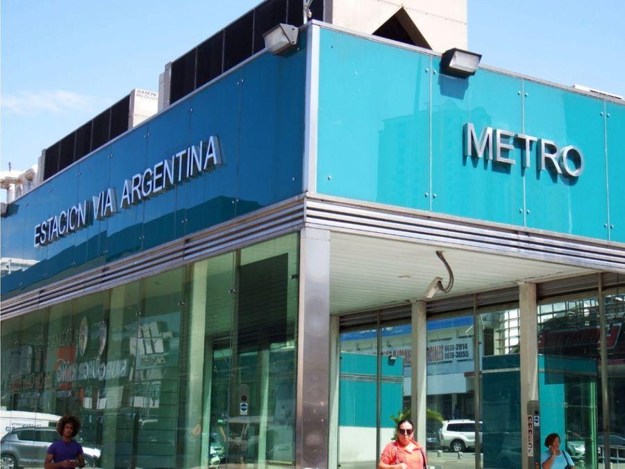 terreno y proyecto en venta estacion via argentina llameme 6218 4535