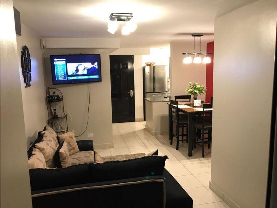 alquiler de apartamento amoblado en ph riverside via espana lisa