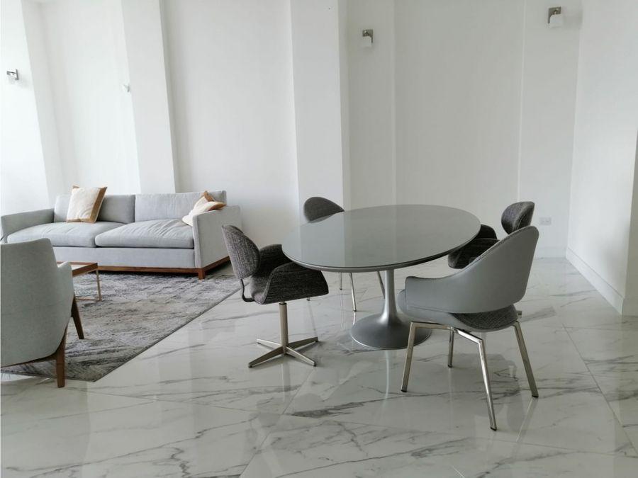 apartamento en alquiler 104 mts2 san francisco 1050 vl