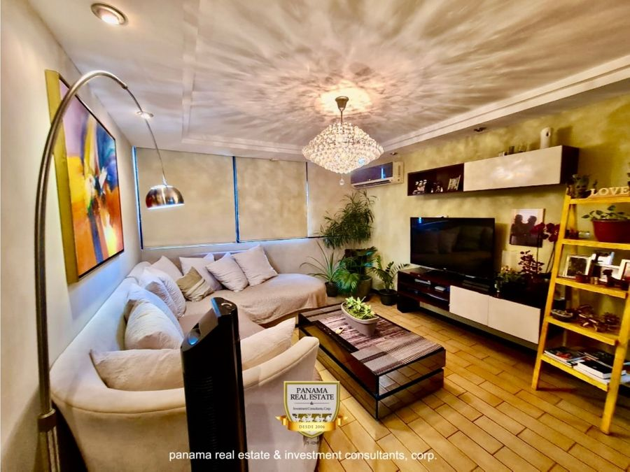 san francisco ph mirador 87 mts 2 habitaciones cc