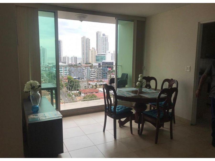 alquilo apartamento en ph portofino amoblado 3 habitaciones