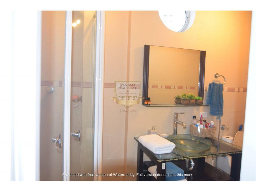 venta de apartamento en cangrejo ph atlantis sf