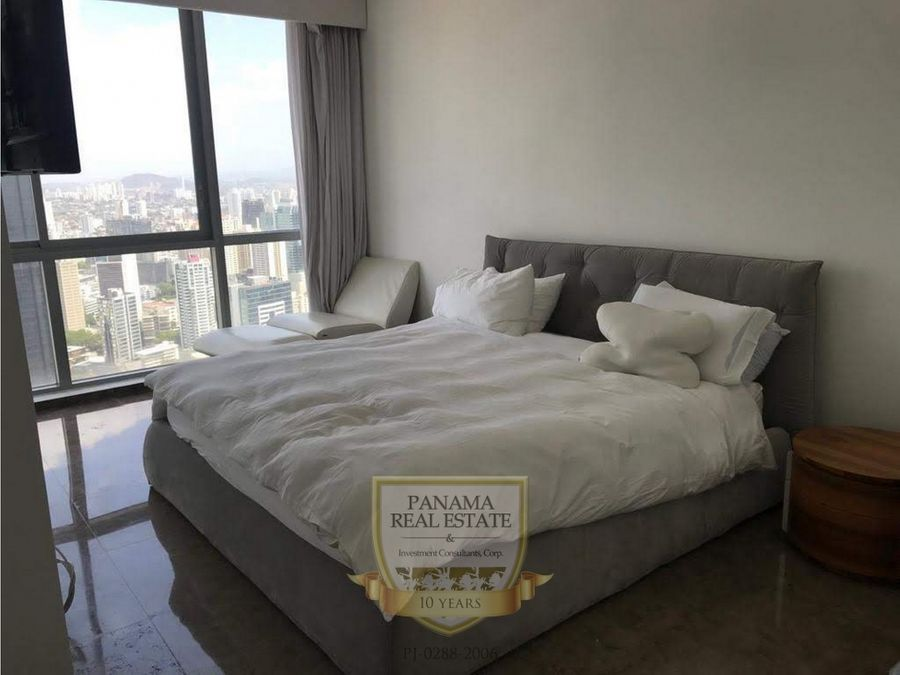 venta de apartamento en yoo arts panama av balboa lt