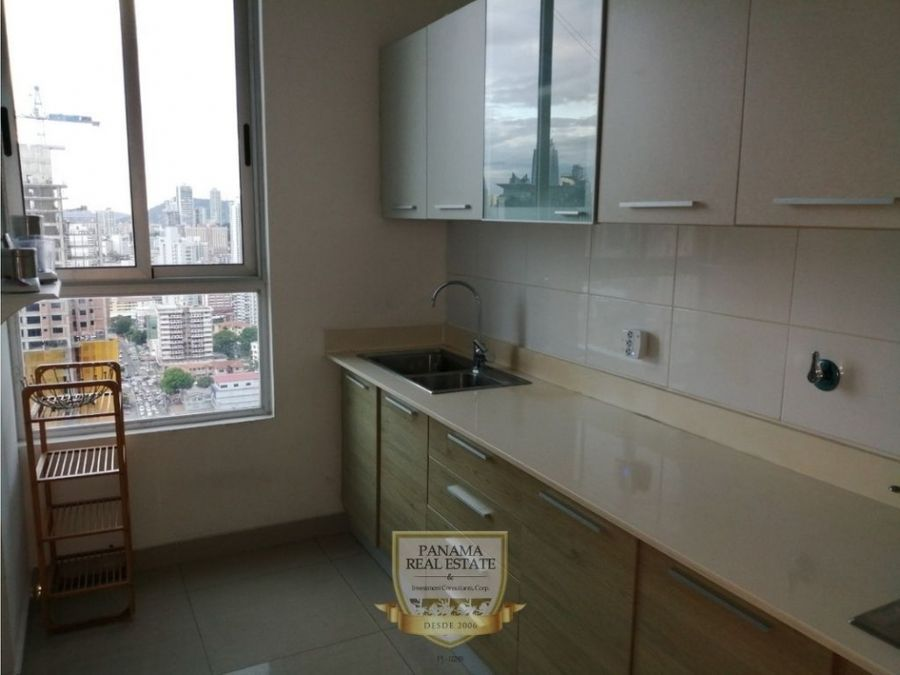 apartamento amoblado en alquiler en el carmen ph rainbow tower sd