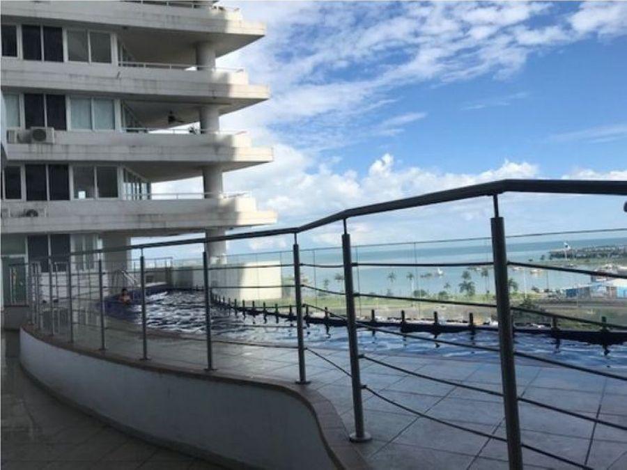 bay view apartamento en alquiler en av balboa lh