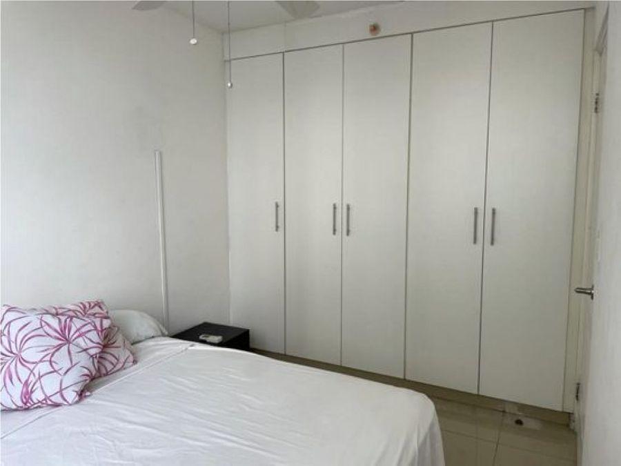 se alquila apartamento amoblado en san francisco bay lh