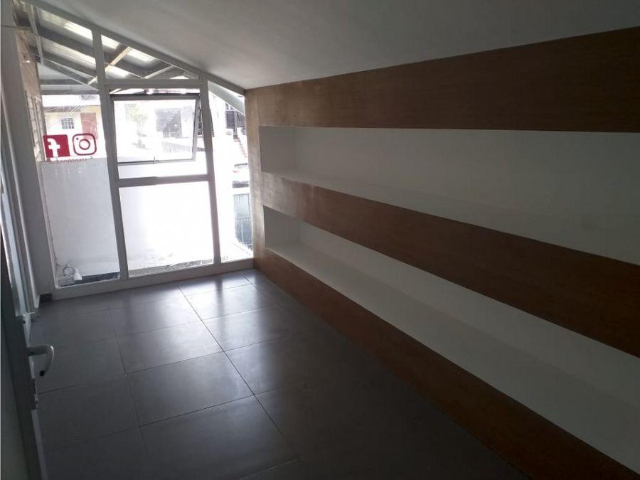 local comercial en mini plaza san francisco