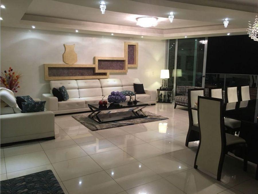 hermoso apartamento av balboa nely