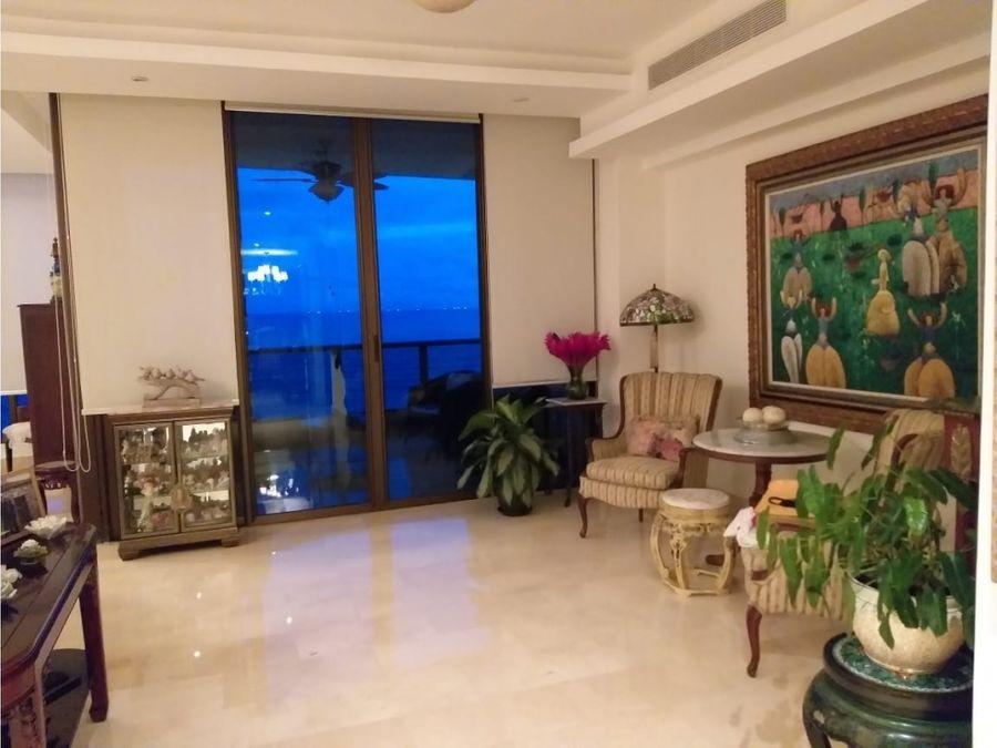 hermoso apartamento ph panama bay costa del este