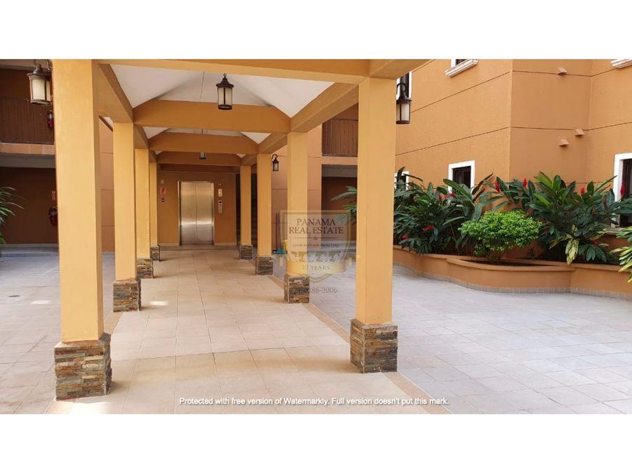 alquiler de apartamento en ph embassy club clayton sf