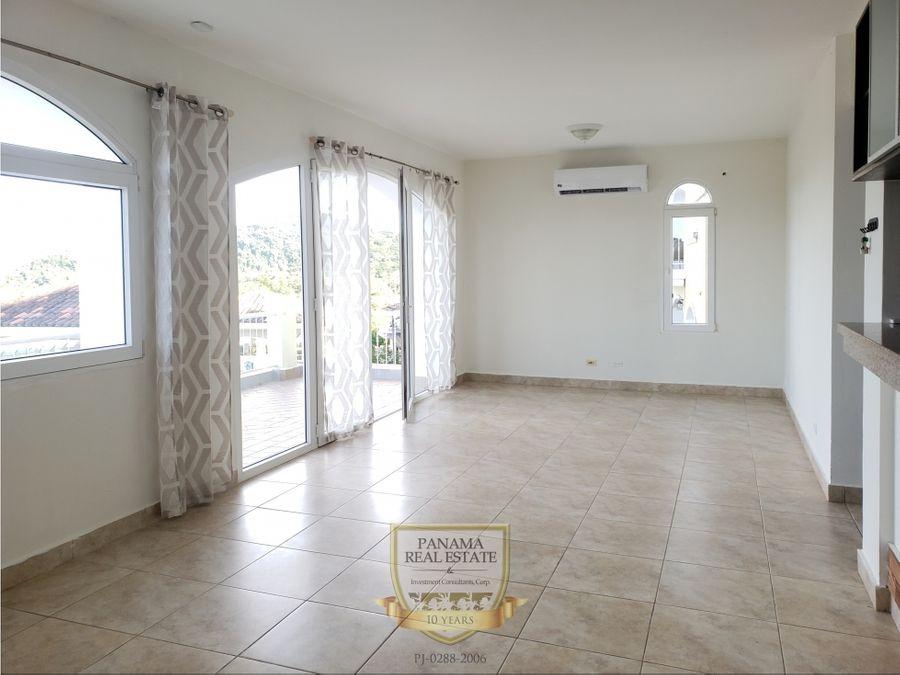 apartamento en alquiler en panama pacifico ph tucan country club sd