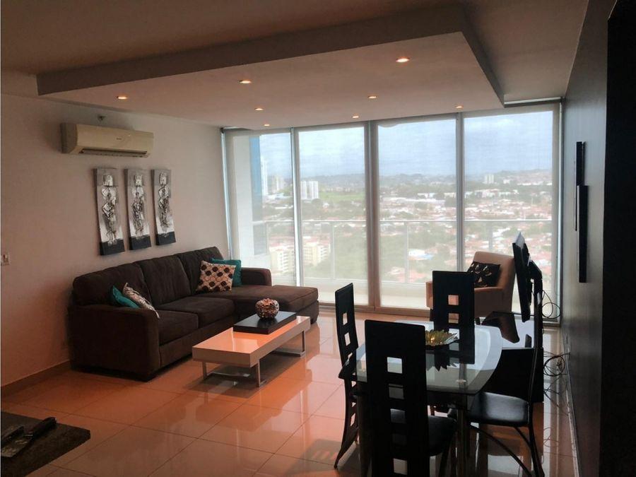 apartamento en costa del este ph top tower