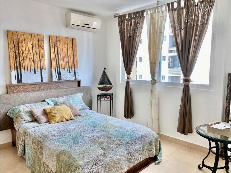 alquilo apartamento en ph portofino amoblado 3 hab