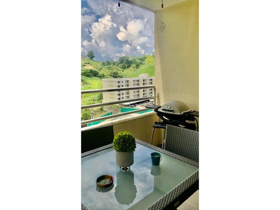 vendo apartamento amoblado en altamira gardens