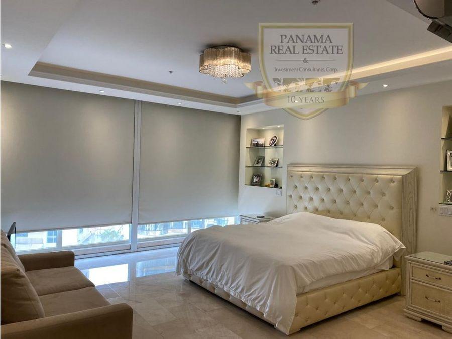 lujoso y exclusivo apartamento amoblado en paitilla d1 tower lisa