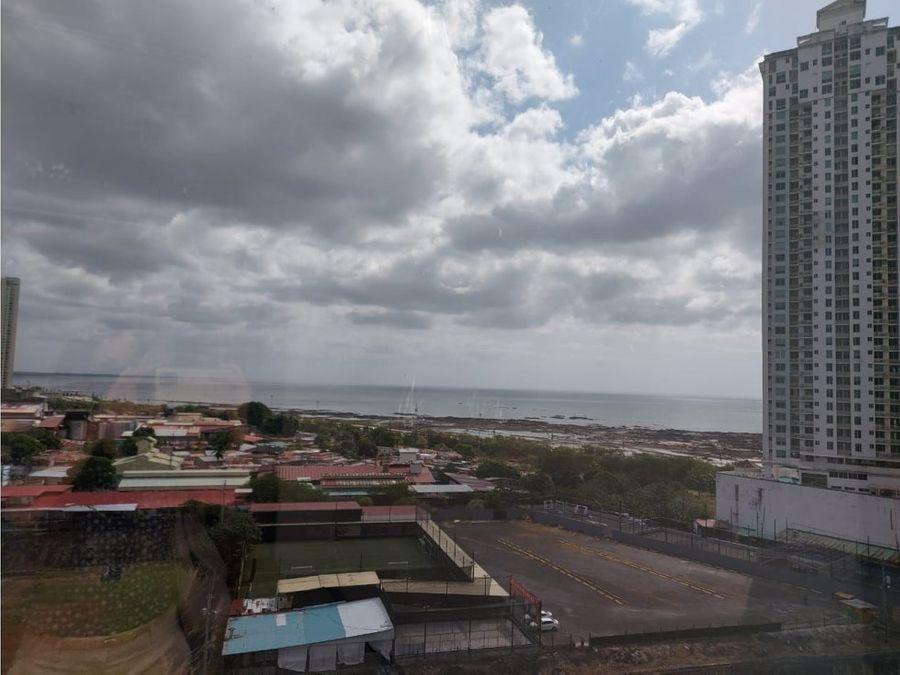 alquilo oficina de 208m2 amoblada en torres de las americas