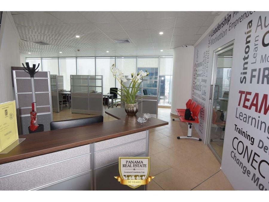 oficina en alquler ph ff tower calle 50