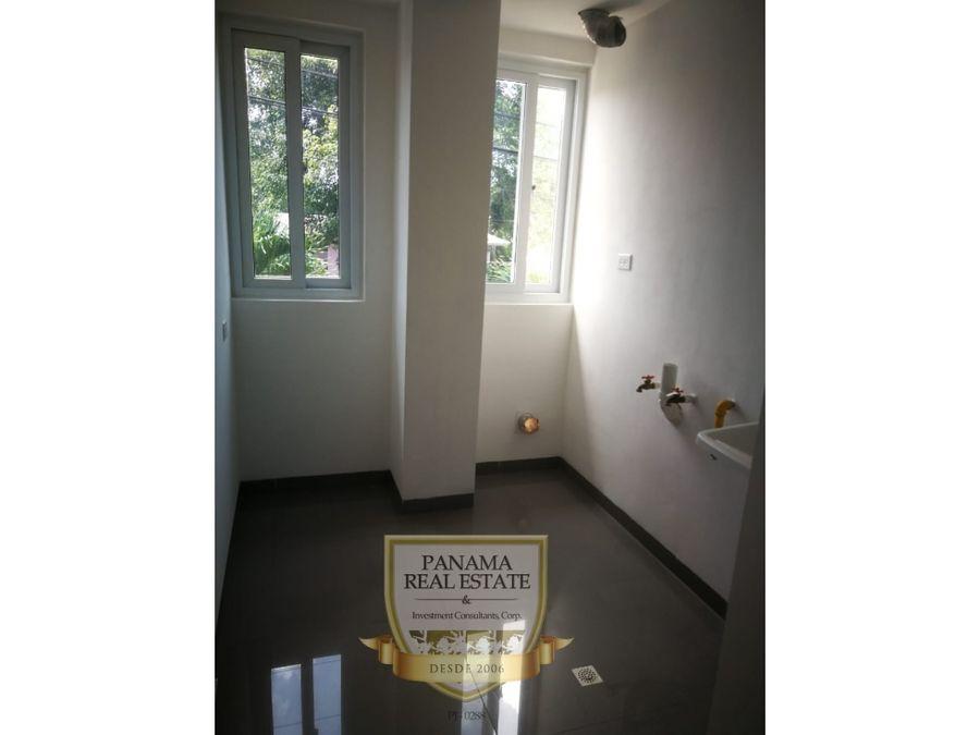 alquiler bello apartamento frente a plaza tocumen 1 recamara vacio
