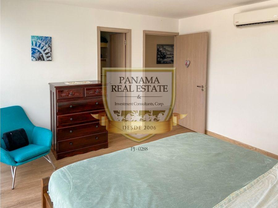alquiler apartamento amoblado coco del mar aida