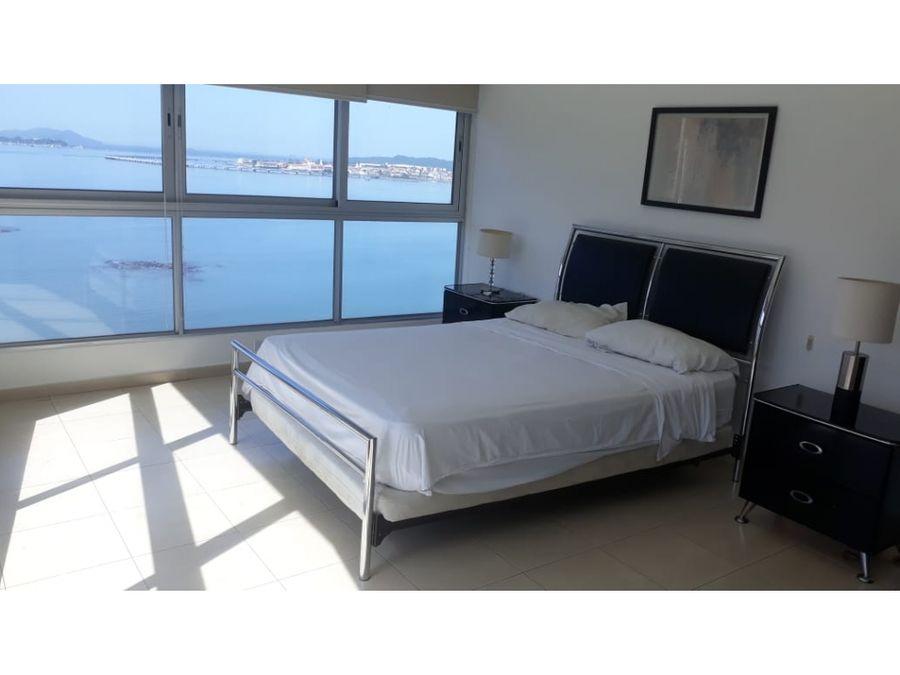 apartamento en venta avenida balboa amoblado ph gran bay tower