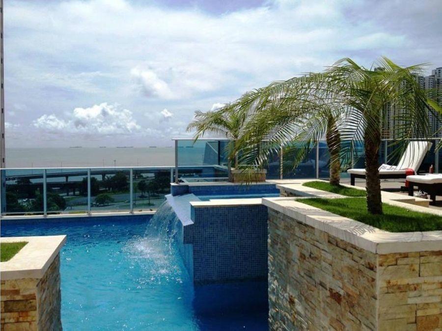 apartamento en alquiler san francisco ph waterfalls coco del mar
