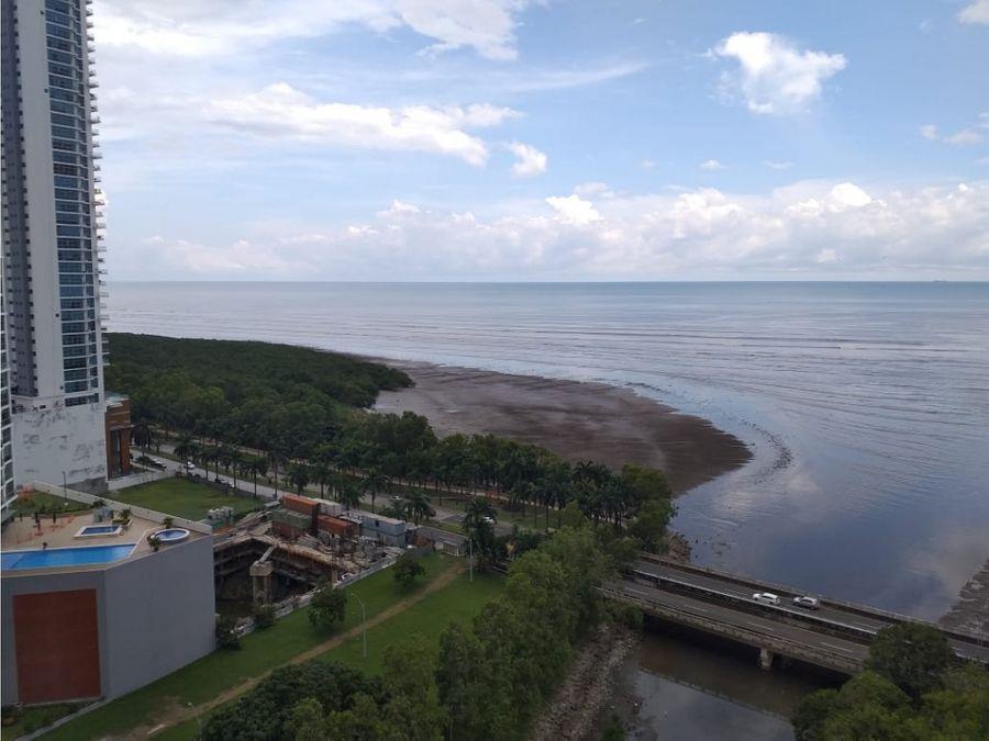 buscas apartamento con vista al mar ph riverside costa del este