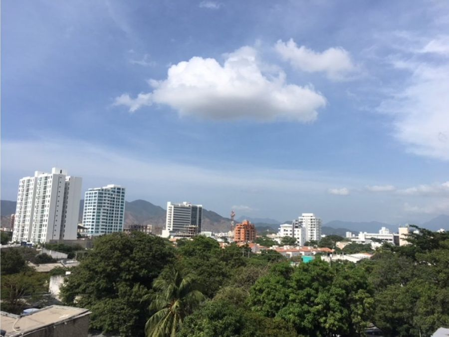 venta apartamento los cocos santa marta