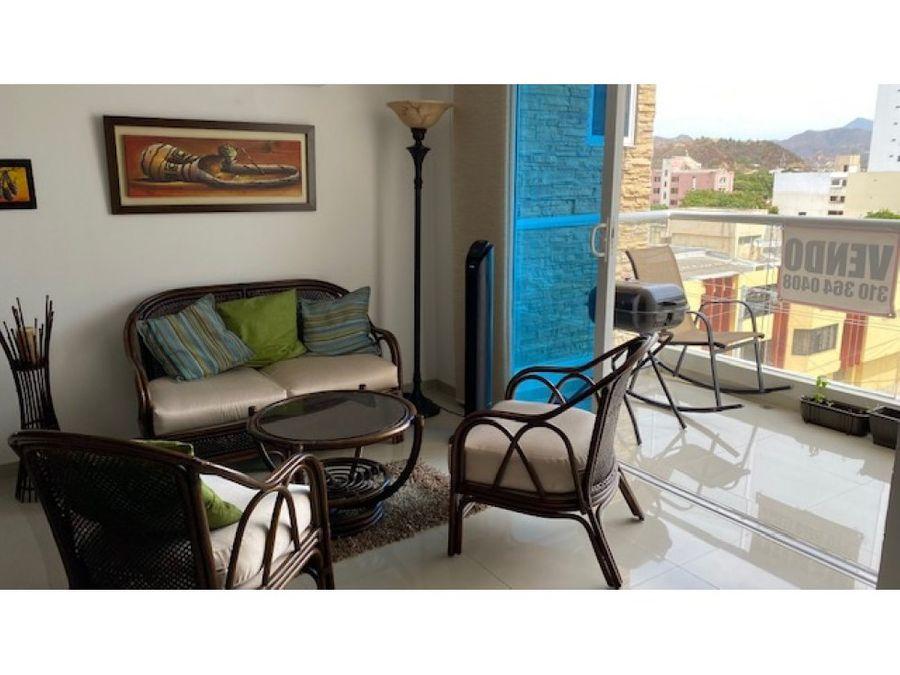 venta apartamento barrio jardin santa marta