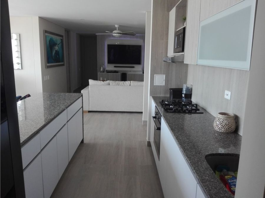 venta apartamento en bavaria santa marta